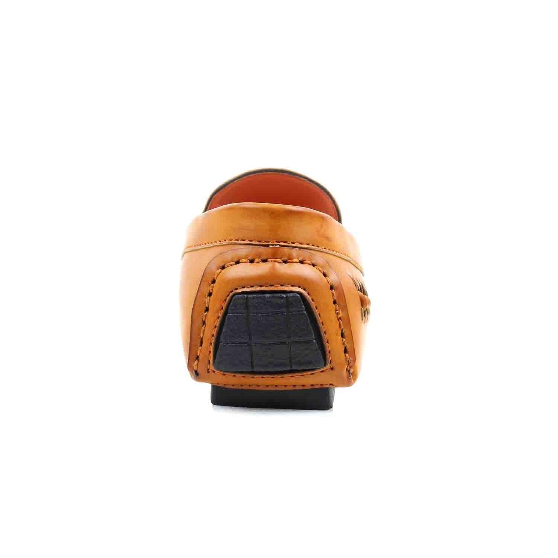 Leatherite-Shoes-Tan