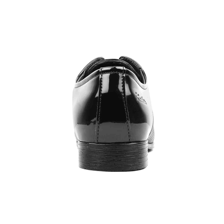 Leatherite-Shoes-P.Black