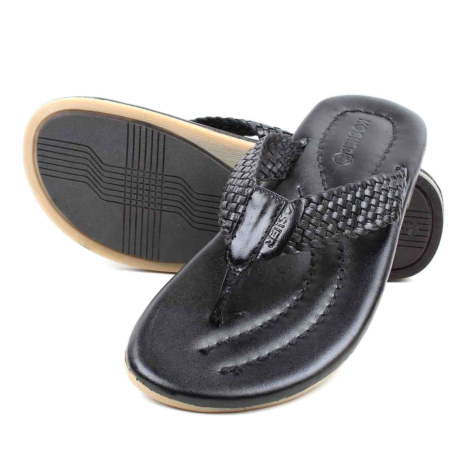 Sandal & Slipper -Black