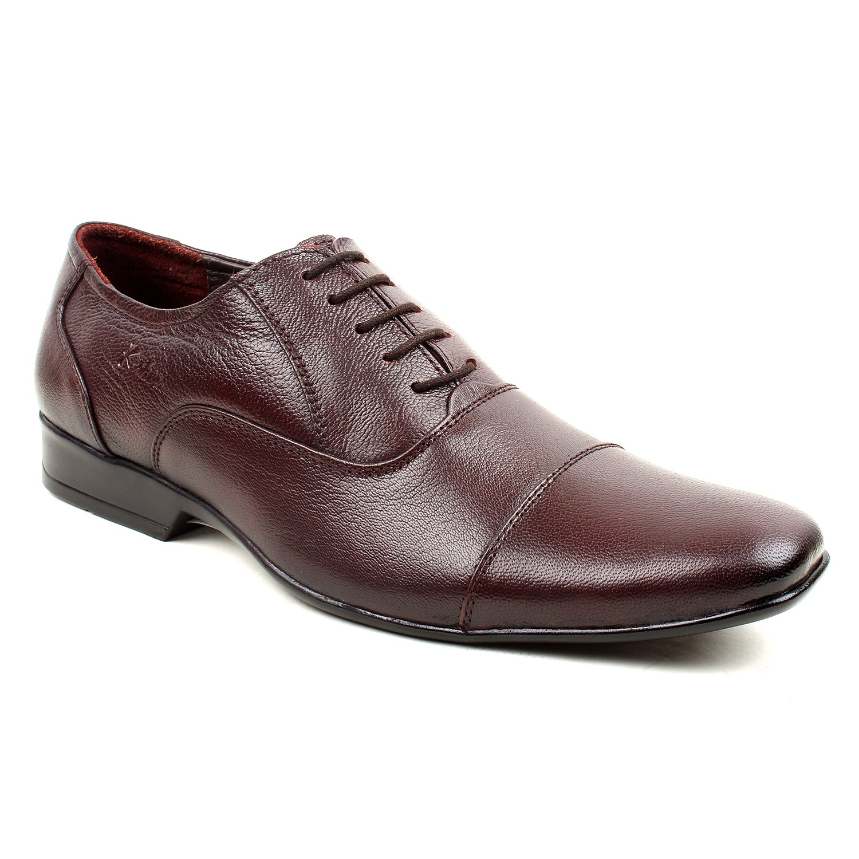 Kosher Leather Brown Shoes Men
