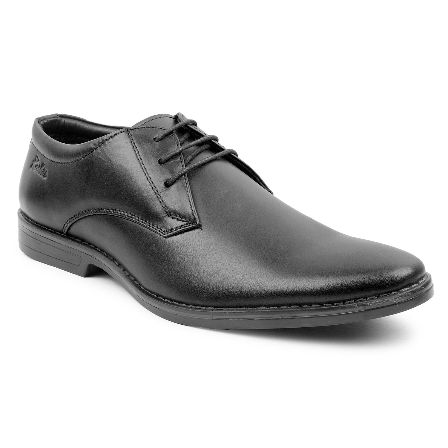 Leather Shoes Black
