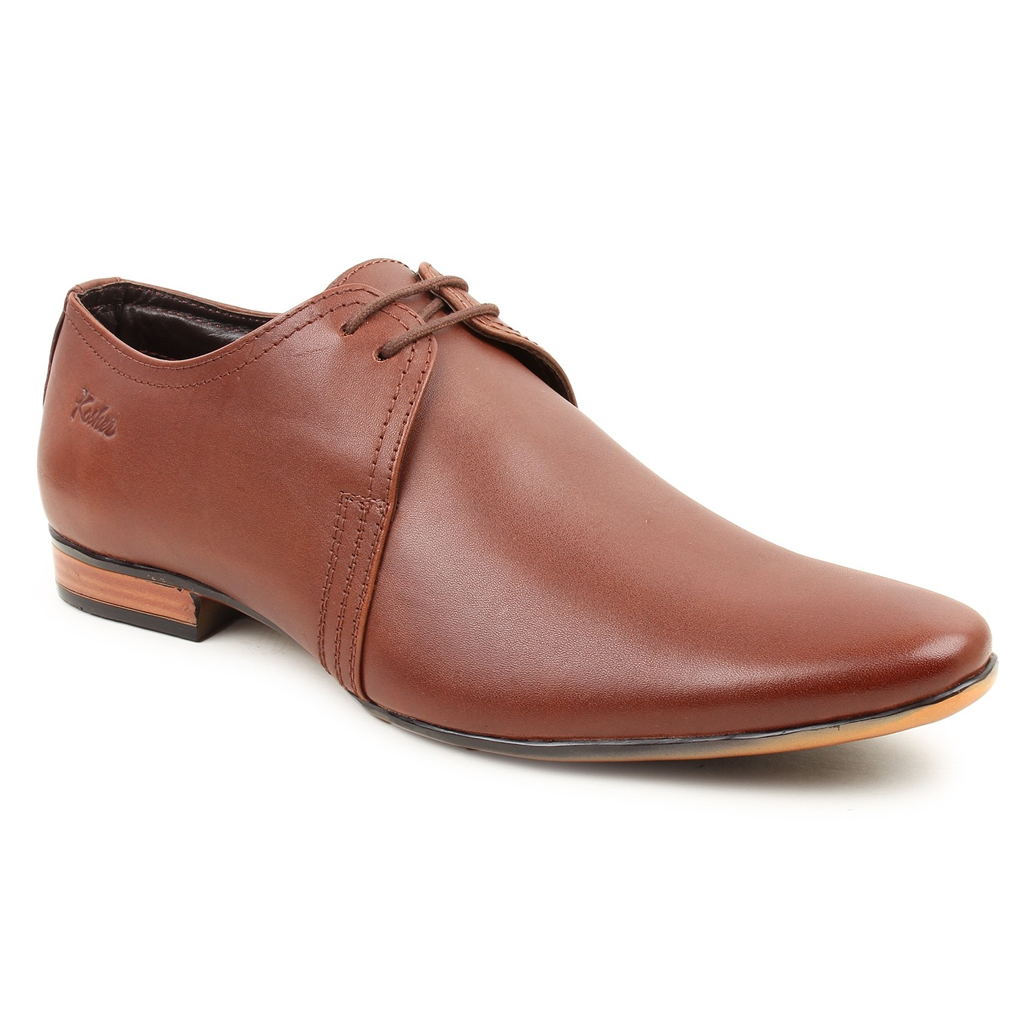 Leather Shoes D.Brown
