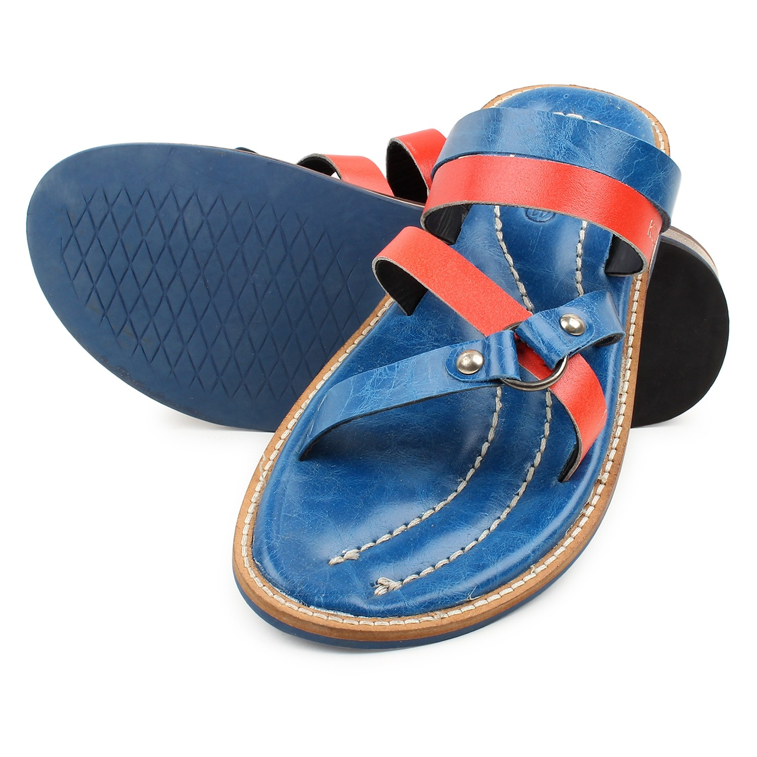 Sandal & Slipper  Blue