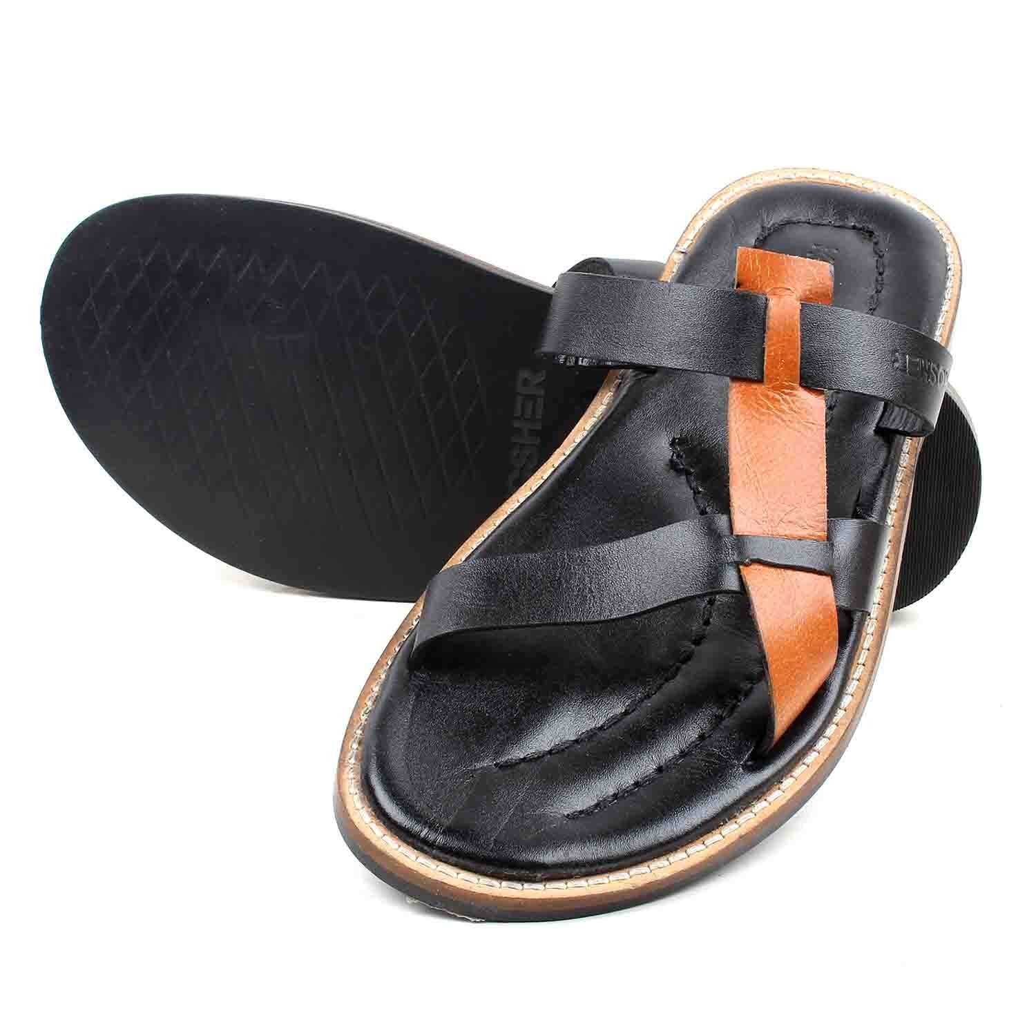 Sandal & Slipper Black